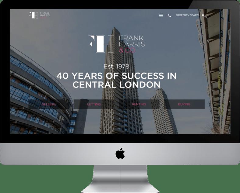 FH desktop - Frank Harris & Co