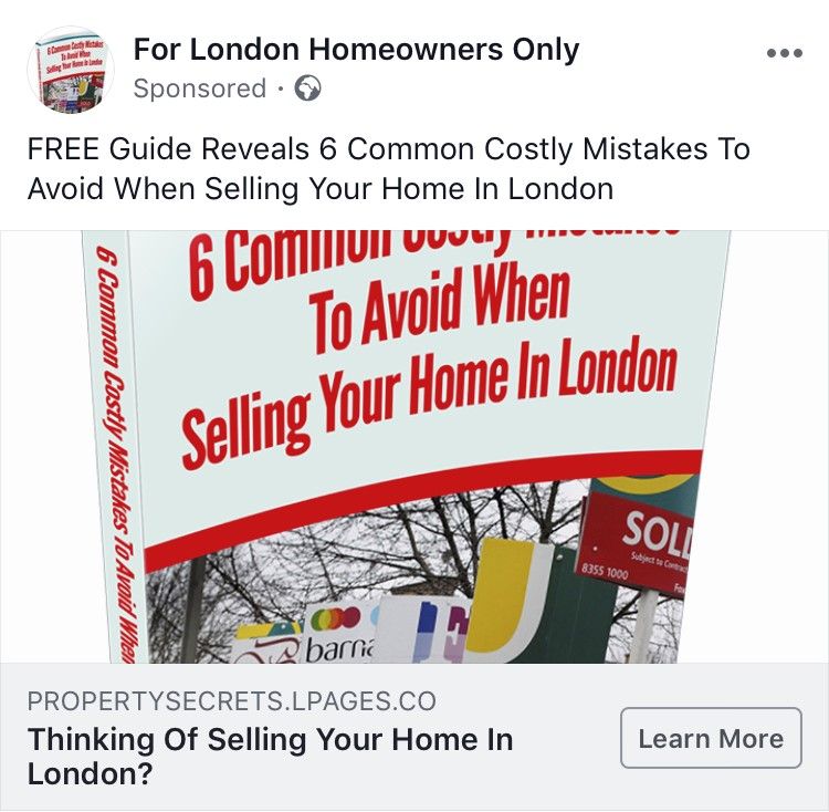 Free Sellig Your Home Guide Download - How to use content marketing to grow your property business?