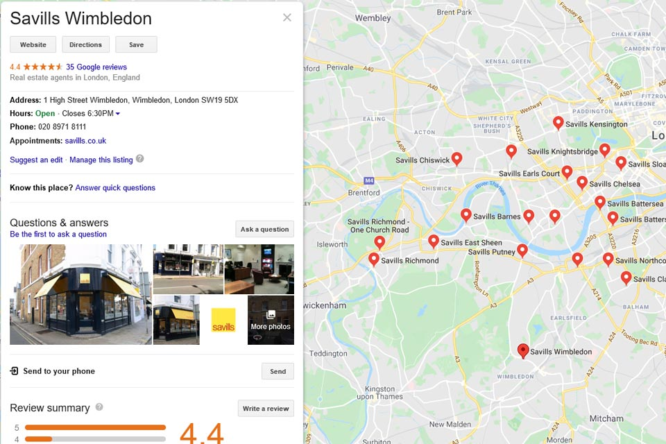 Google My Business profile - How to get your property business on Google Maps