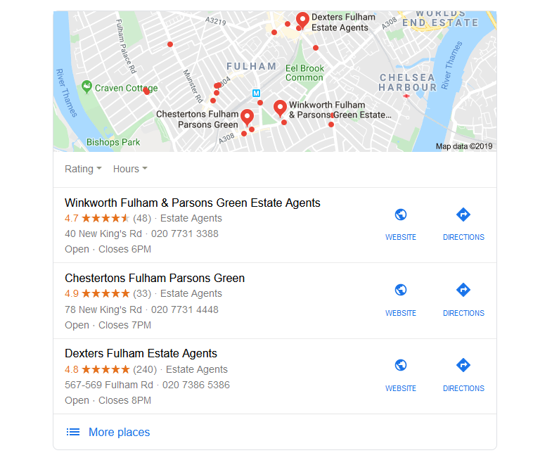Google My Business for estate agents - How to get your property business on Google Maps