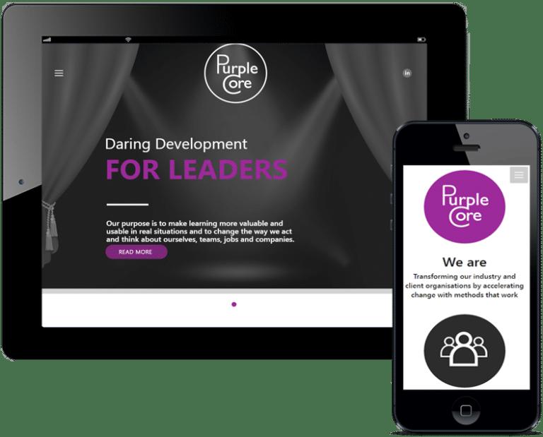 PurpleCore Homepage Example 1 768x619 - PurpleCore