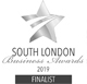 South West London Awards 2019 - Shortlisted