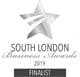 South West London Awards 2019 - Shortlisted