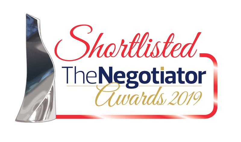 Shortlisted The Negotiator Awards 2019 - Art Division shortlisted for The Negotiator Awards 2019