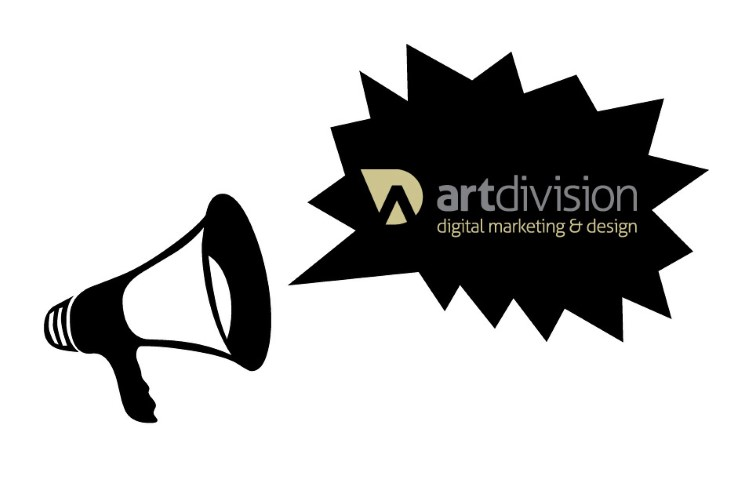 art division megaphone - 5 key signs that your website needs redeveloping