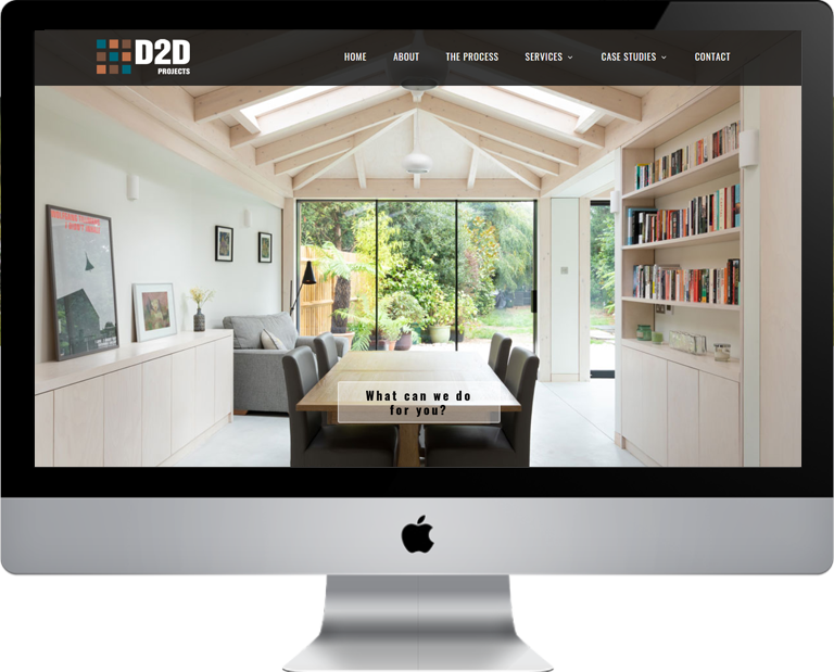 d2d projects home - D2D Projects