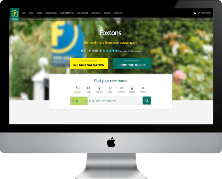 foxtons home page 768x619 - Foxtons