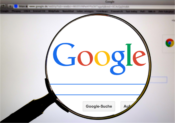 google magnifier - 5 key signs that your website needs redeveloping