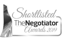 The Negotiator Awards 2019 - Shortlisted