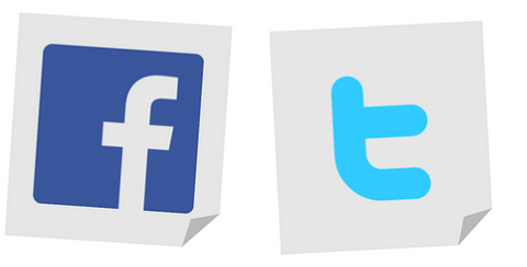 twitter vs facebook1 - Why should my business be on Twitter?